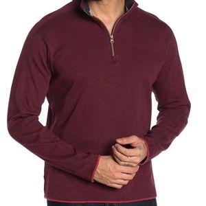 Robert Graham Elliot knit men's jacket